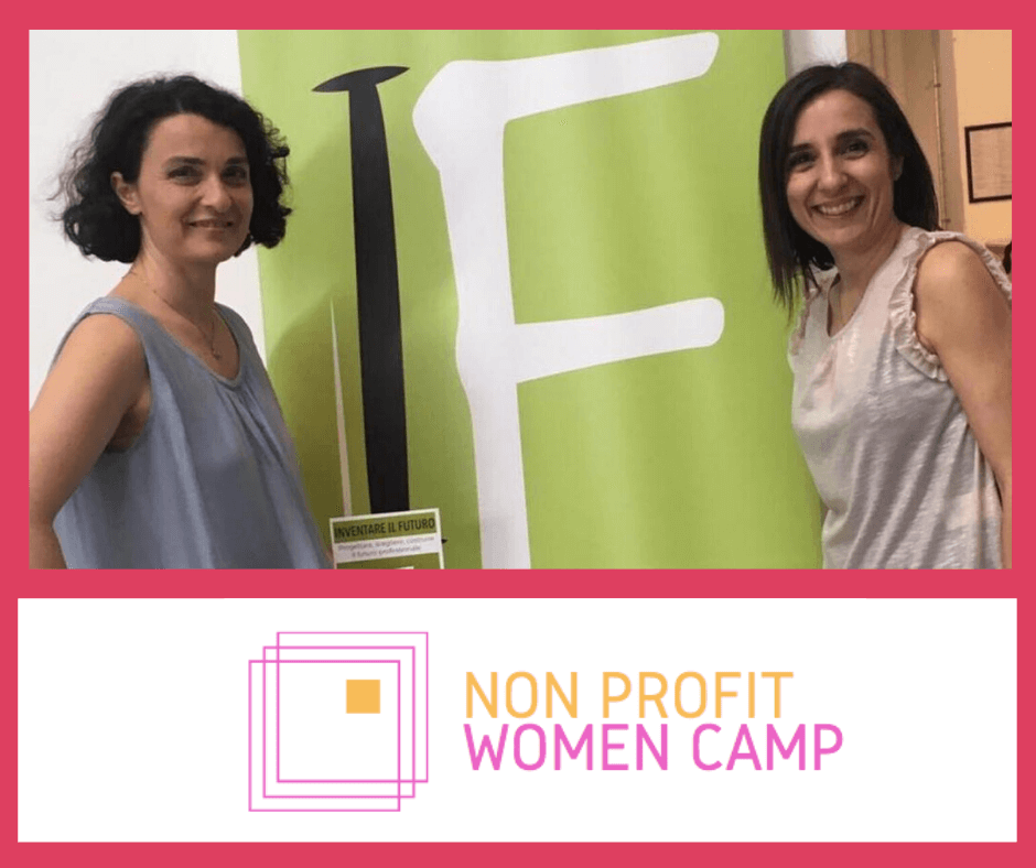 Non Profit Woman Camp
